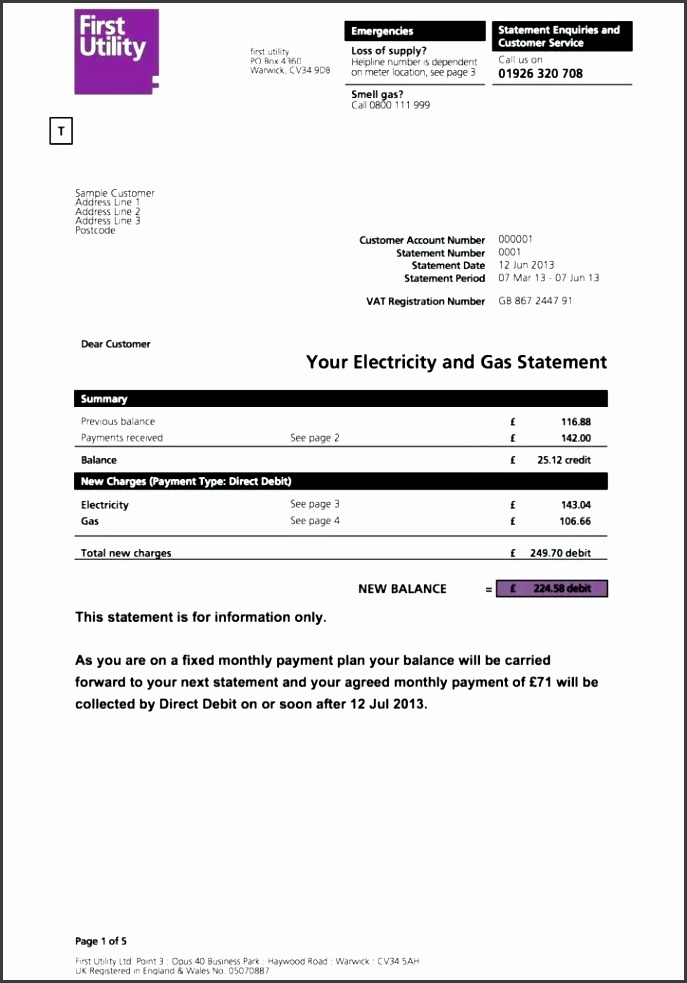 electrical invoice template utility bill template and electrical invoice template electrical invoice template word