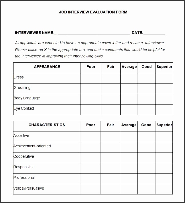 Best 25 Employee evaluation form ideas on Pinterest Self employee self assessments