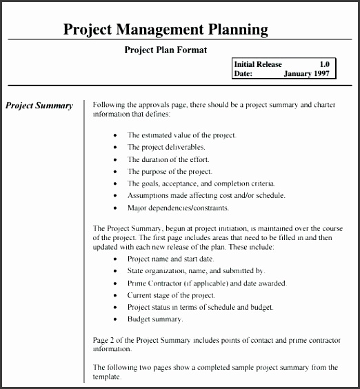microsoft project sample plan what is ms from intended for program management template files