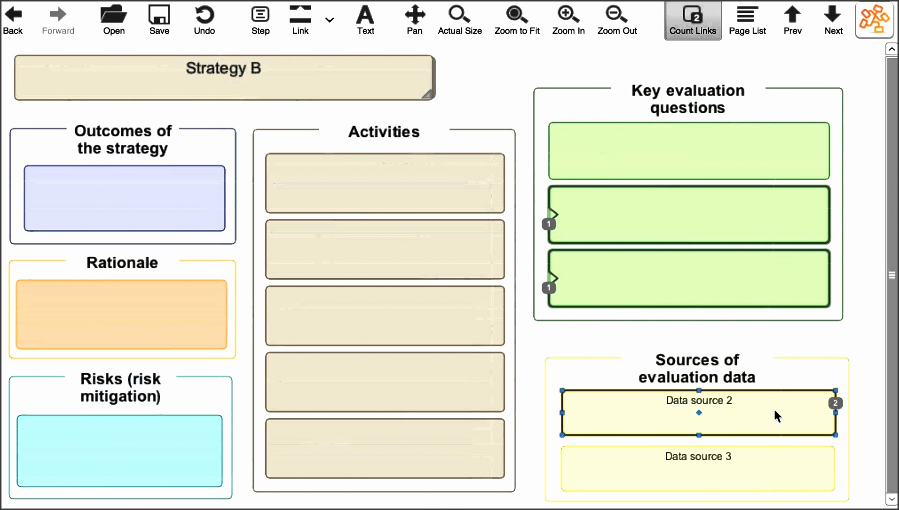 Maggies DoView Evaluation Plan Template