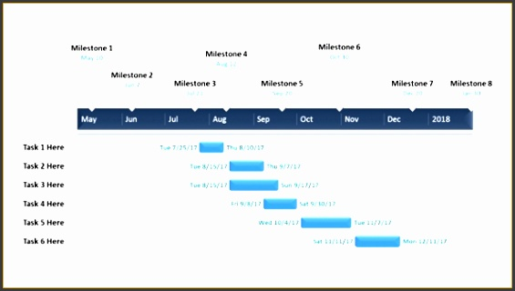 Project Timeline Template Work Plan Template