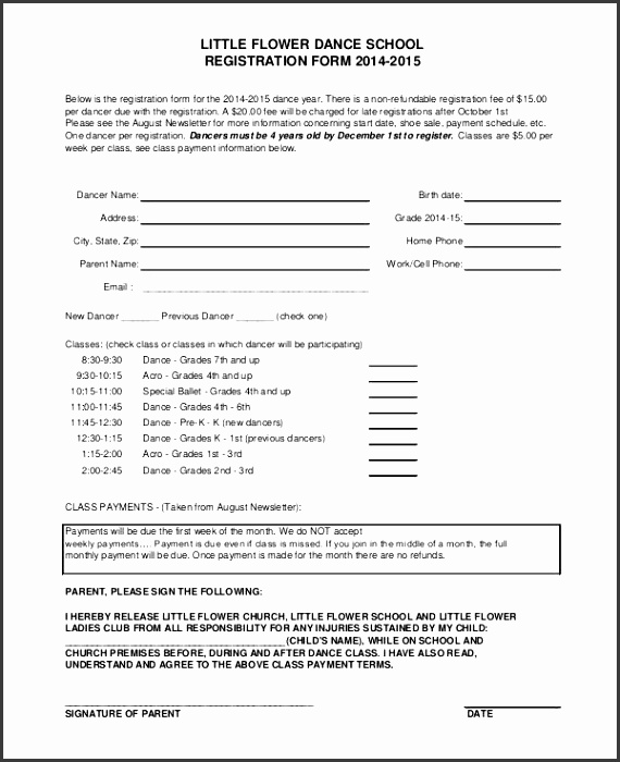 template registration form registration form template 9 free pdf word documents free