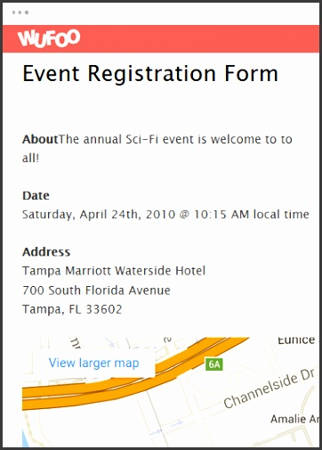 Event Registration Form Line Form Template 382527  Event Registration Form Template Word