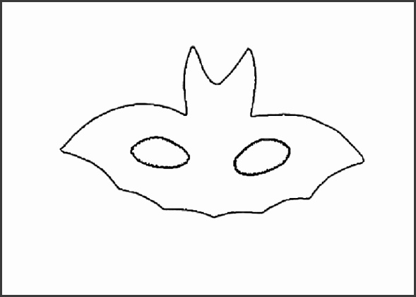 SORCERESS mask BAT mask