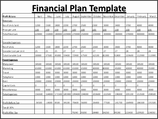 financial plan template 222 fit638479