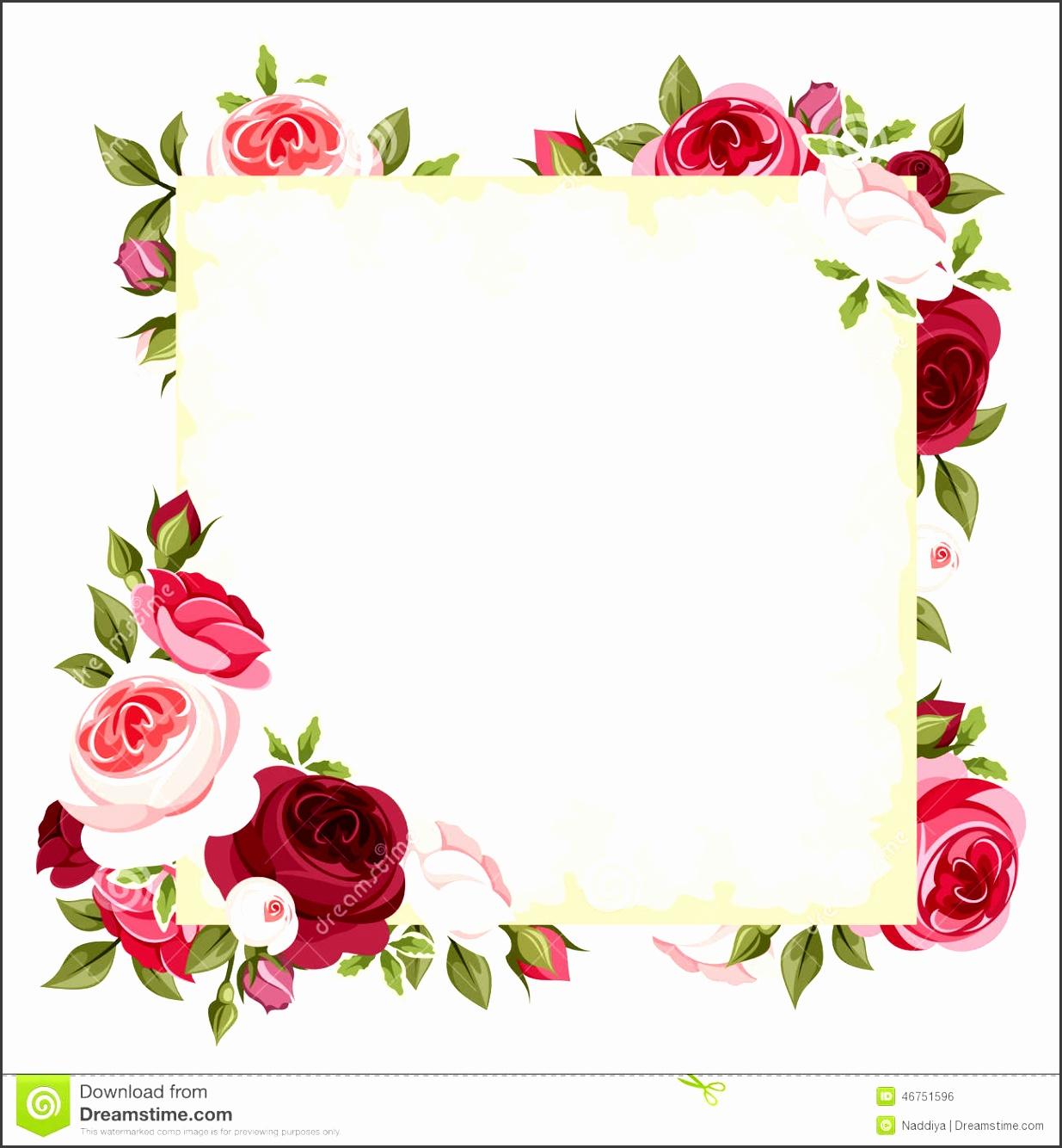 Flower Pot Writing Template