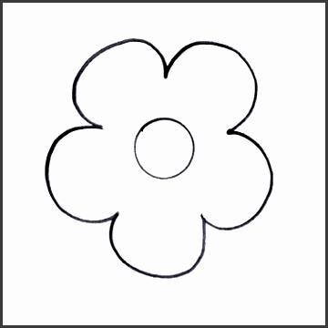 Flower clipart cut out 2