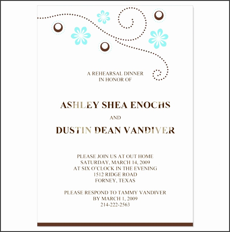 Invitation To Dinner Template Formal Dinner Party Invitation Template Ideas