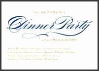 dinner invitation samples