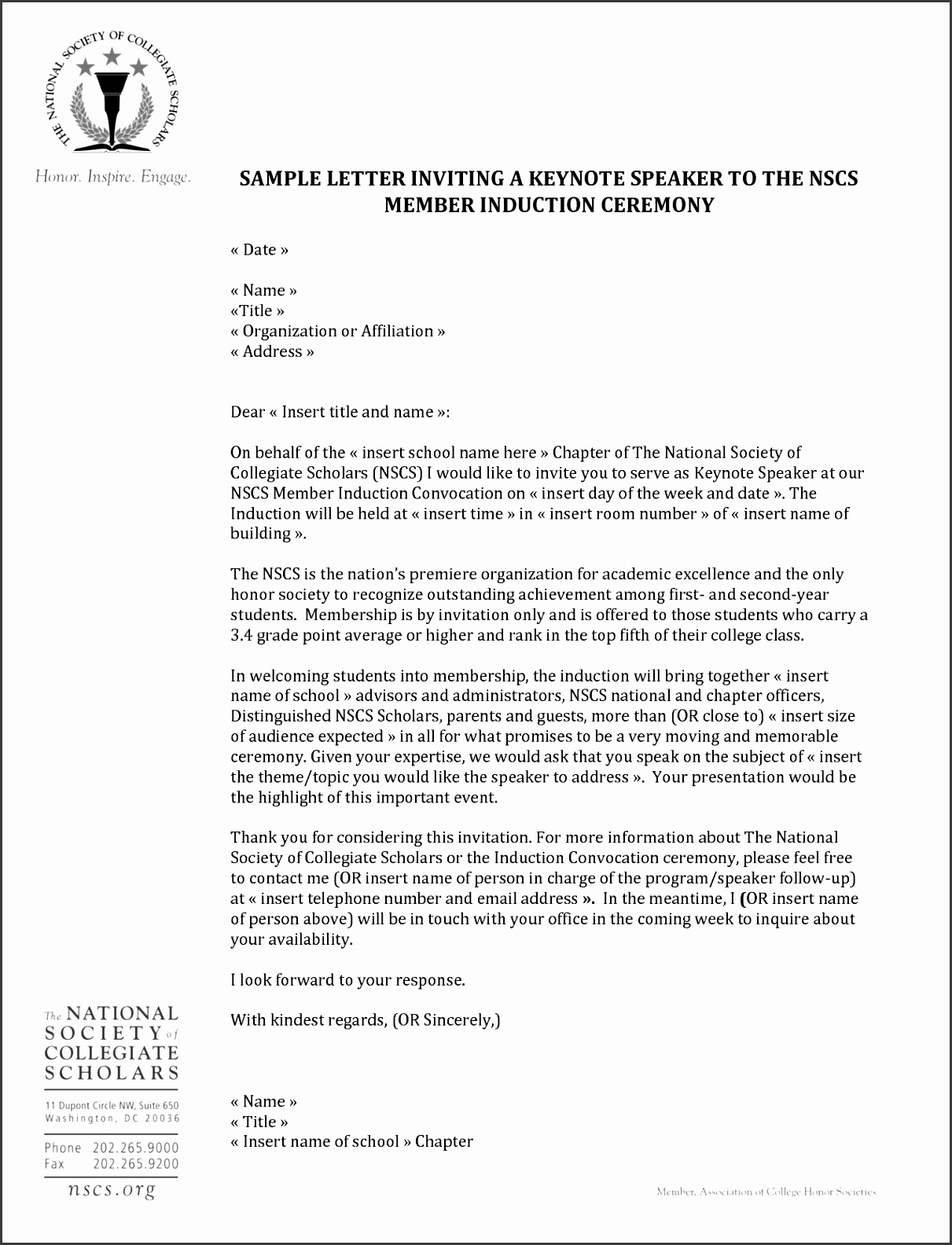 view larger you can this 22 guest speaker invitation letter