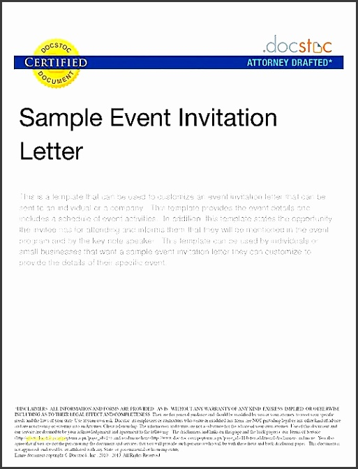 Examples Baby Shower Invitations Inspirational Formal Letter Invitation Templates Cloudinvitation