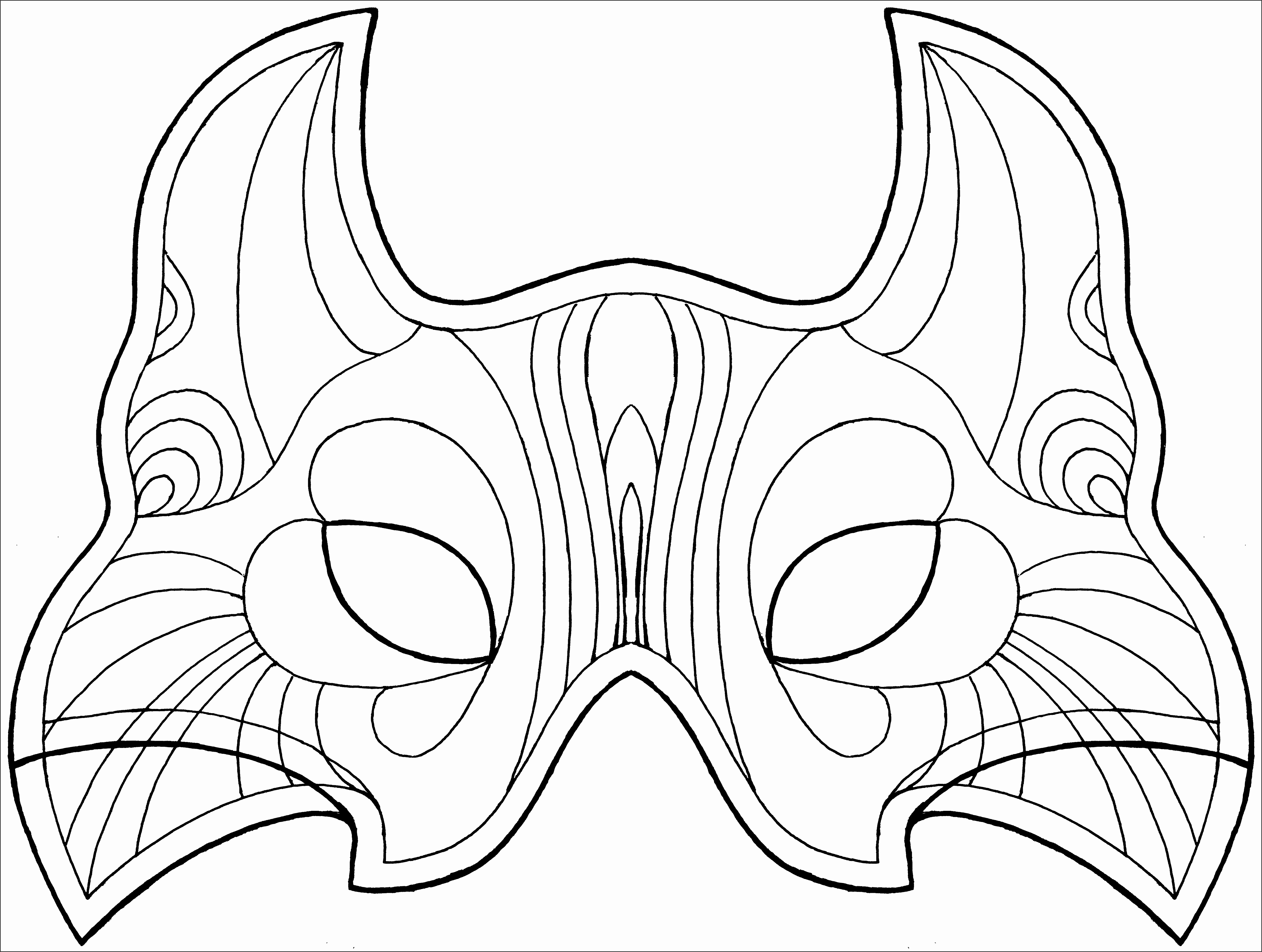 Best s Mask Patterns To Print Free Mask Templates Printable Face Mask Patterns Post