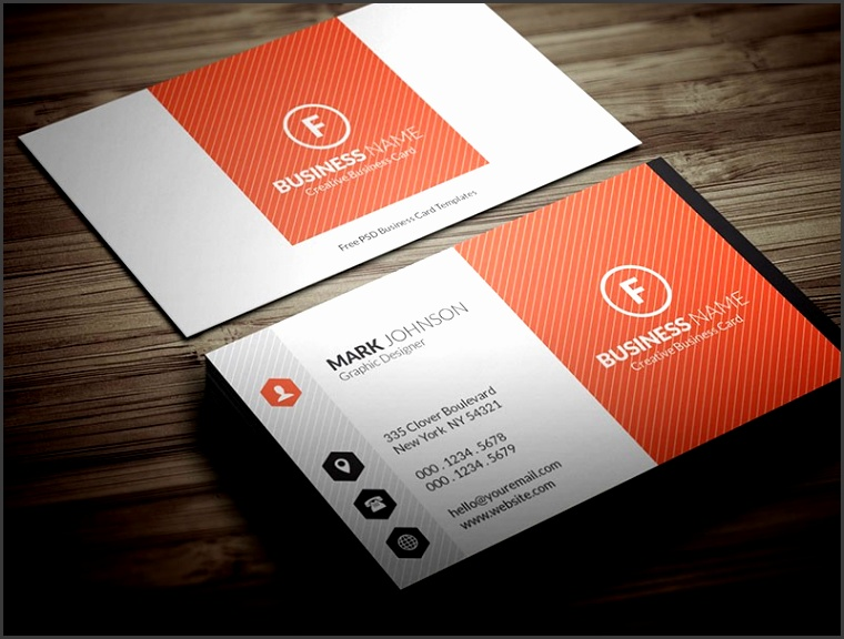 Free Business Card Designs Templates inside Business Cards Templates Free
