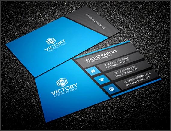 photoshop business card templates