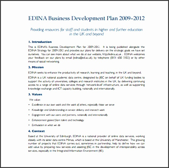 Business Plan Templates Free Sample Example Format Download