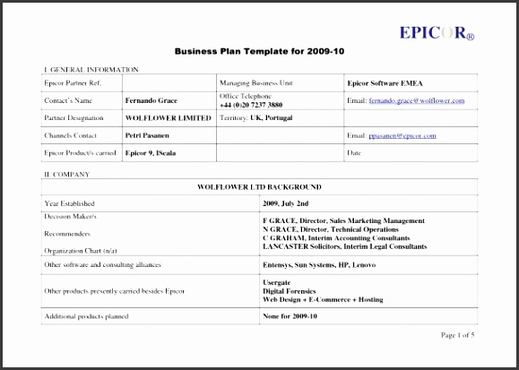 Topic Related to Sample Small Business Plan Corol Lyfeline Co Outline Template Ya