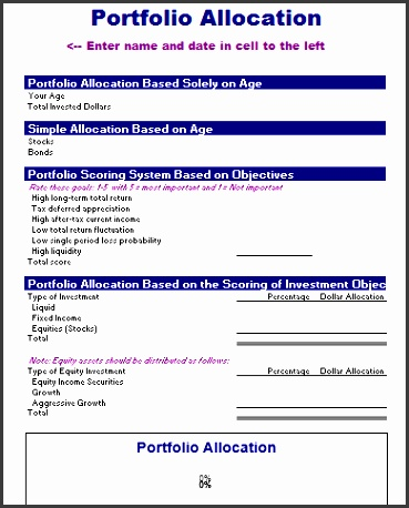 work portfolio template