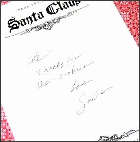 Design Editor s Free Christmas Letterhead Template