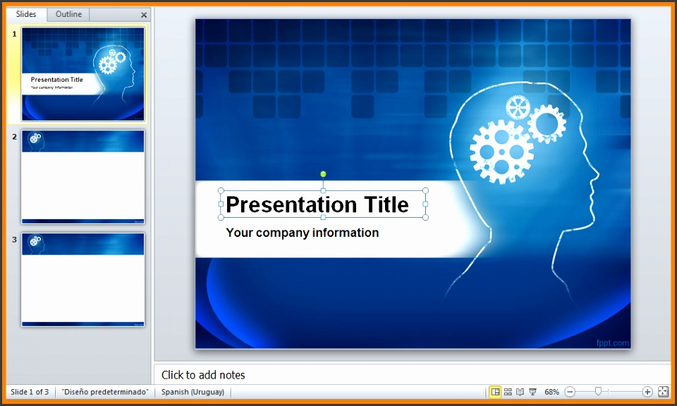 8 free powerpoint template