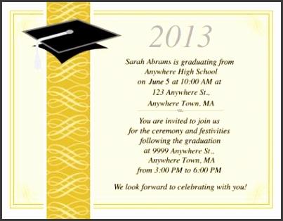 Free Printable Graduation Invitations Lovetoknow mencement Invitation Template