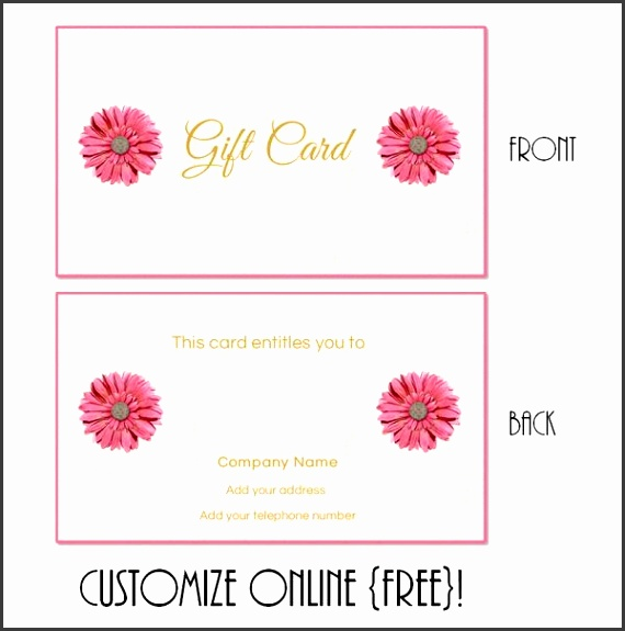 Free printable t card templates that can be customized online Instant You can