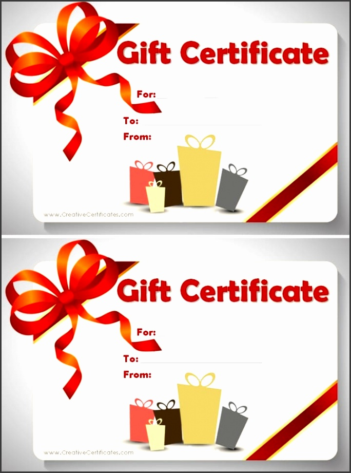 birthday t certificate template