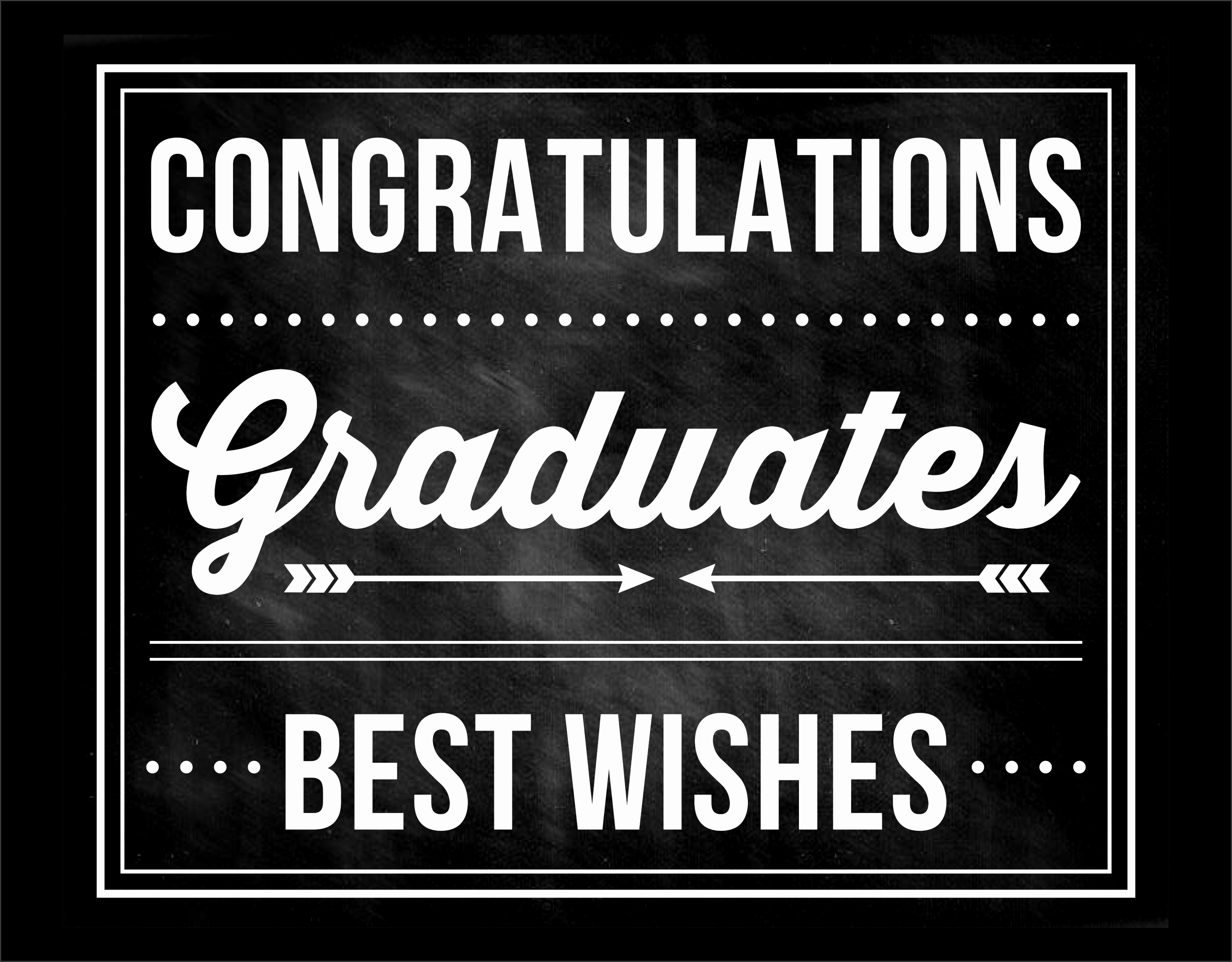 Download the free Graduation printables here