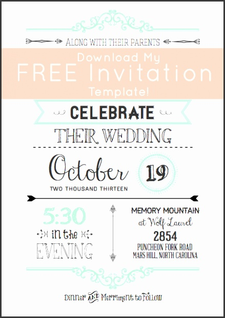 wedding invitations free template free wedding invitation templates cyberuse printable