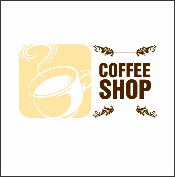 Coffee label vector material Coffee Label Templates Download Coffee Label Coffee Free PNG and Vector