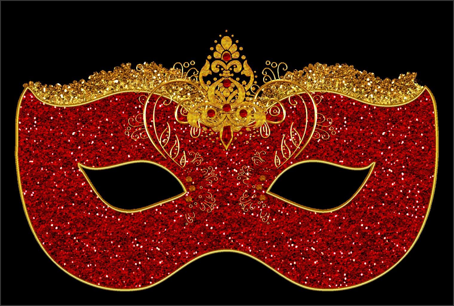 Mask clipart fancy 5