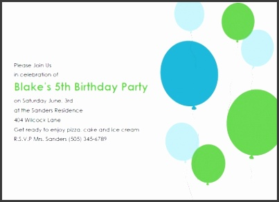 Free Party Invitation Template as Elegant Template for Cool Party Invitations Template