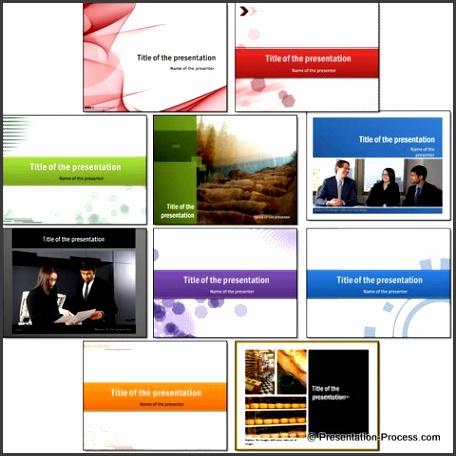 free powerpoint templates presentation process