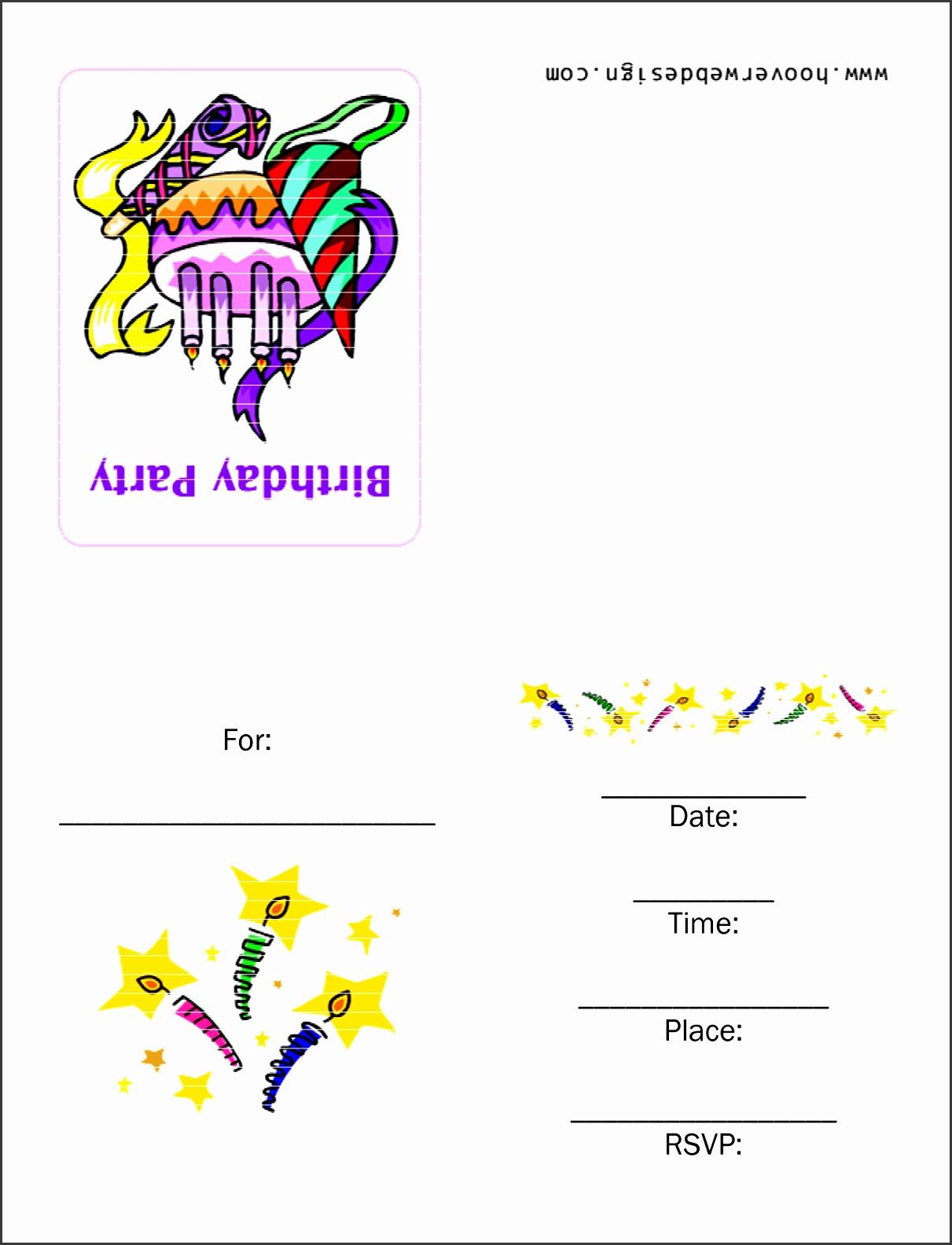 free printable invitation cards template cRqSMnwJ