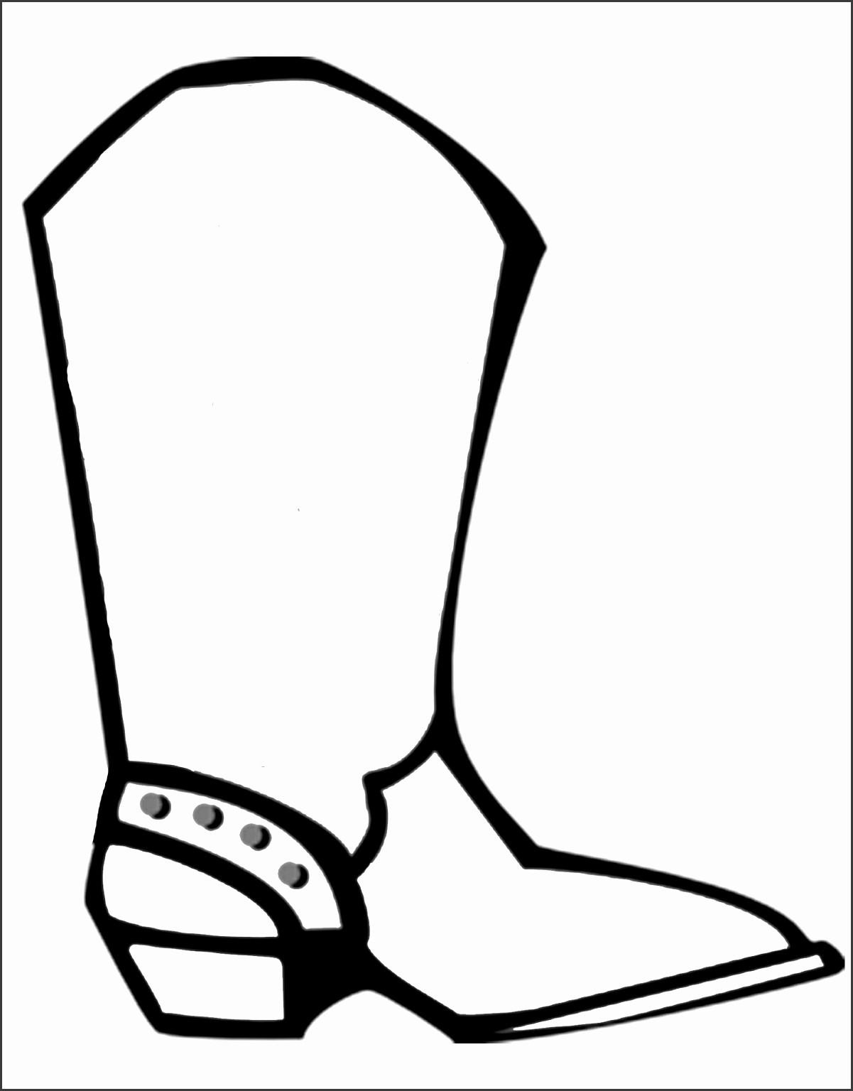 Cowboy Boots Drawingthe Quandong Tree Kids Birthday Party Theme Western The Details Uaqqt