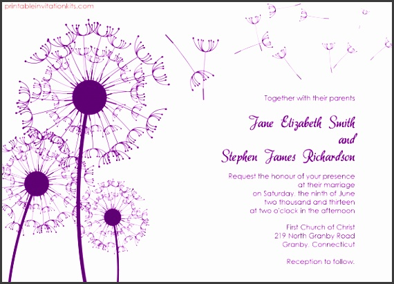 wedding invitation templates free vernyomasmeres free wedding invitation printables