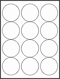 Download Label Templates Ol350 2 5 Circle Labels Pdf with regard