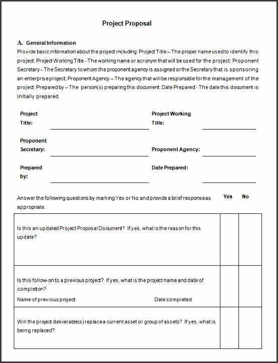 Software Business Proposal Template Project Proposal Template 13 Free Sample Example Format Ideas