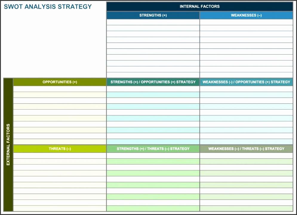 9 Free Strategic Planning Templates Smartsheet Microsoft fice Business Plan Template Uk Swot Analysis Str Business