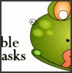 Printable Animal Masks Frog Mask