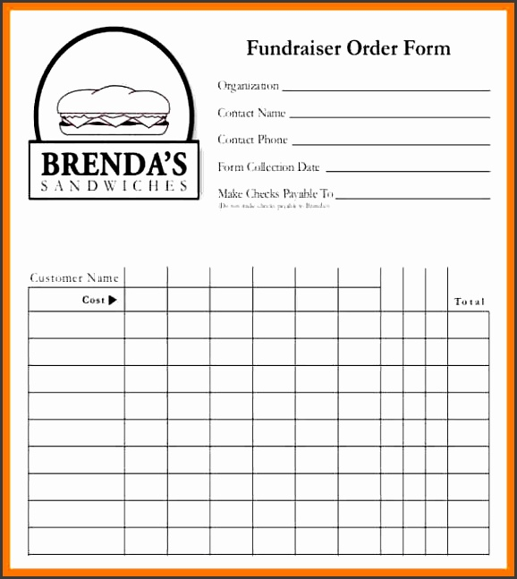 blank order form template others template blank printable