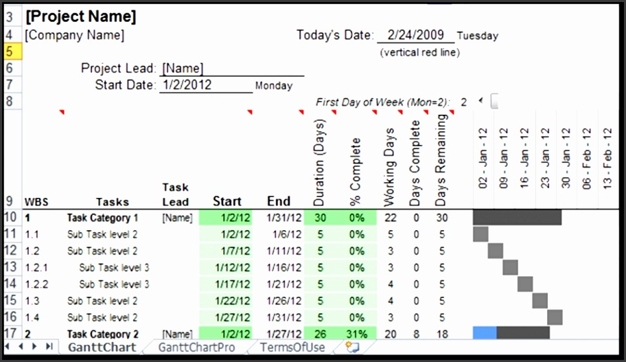 Full Size of Spreadsheet Templates free Gantt Chart Excel Template Download Now