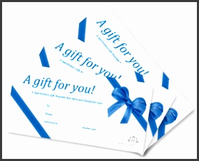 Bulk Gift Vouchers printing Australia