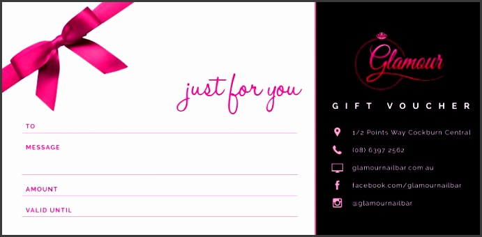 Permalink to Fresh Gift Certificate Template Word