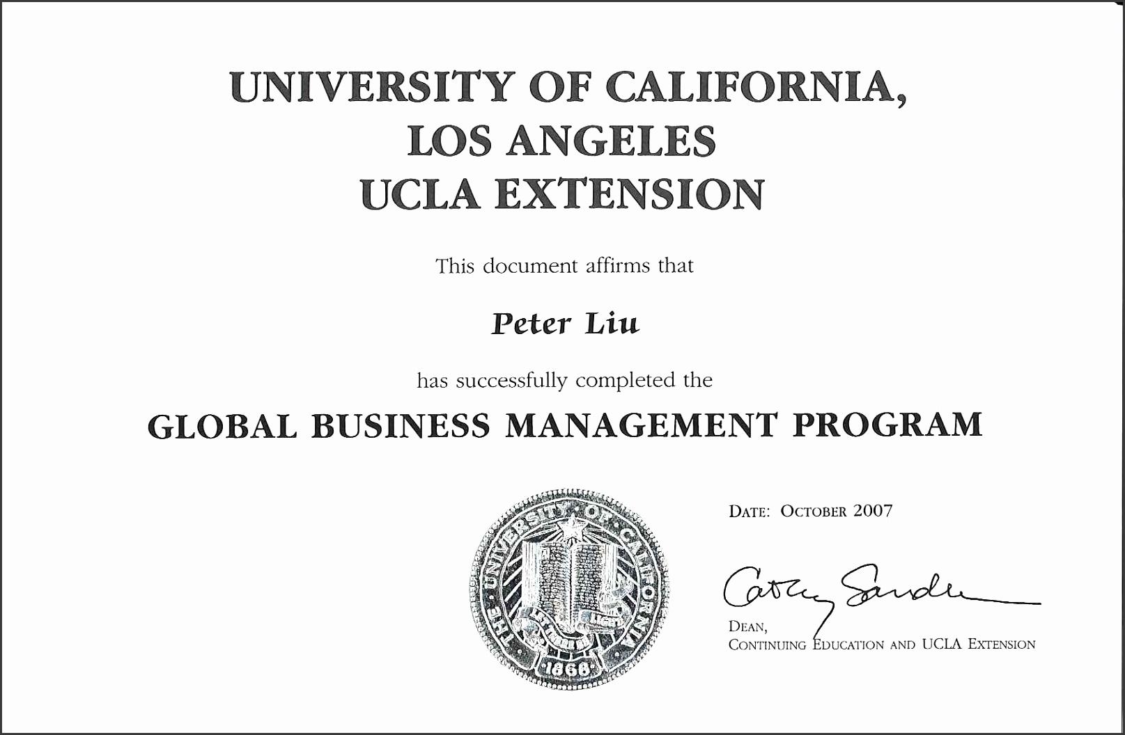 University Graduation Certificate Template University Graduation Certificate Template