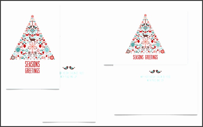 Greeting Card Templates Indesign Illustrator Publisher Word Greeting Card Template Indesign