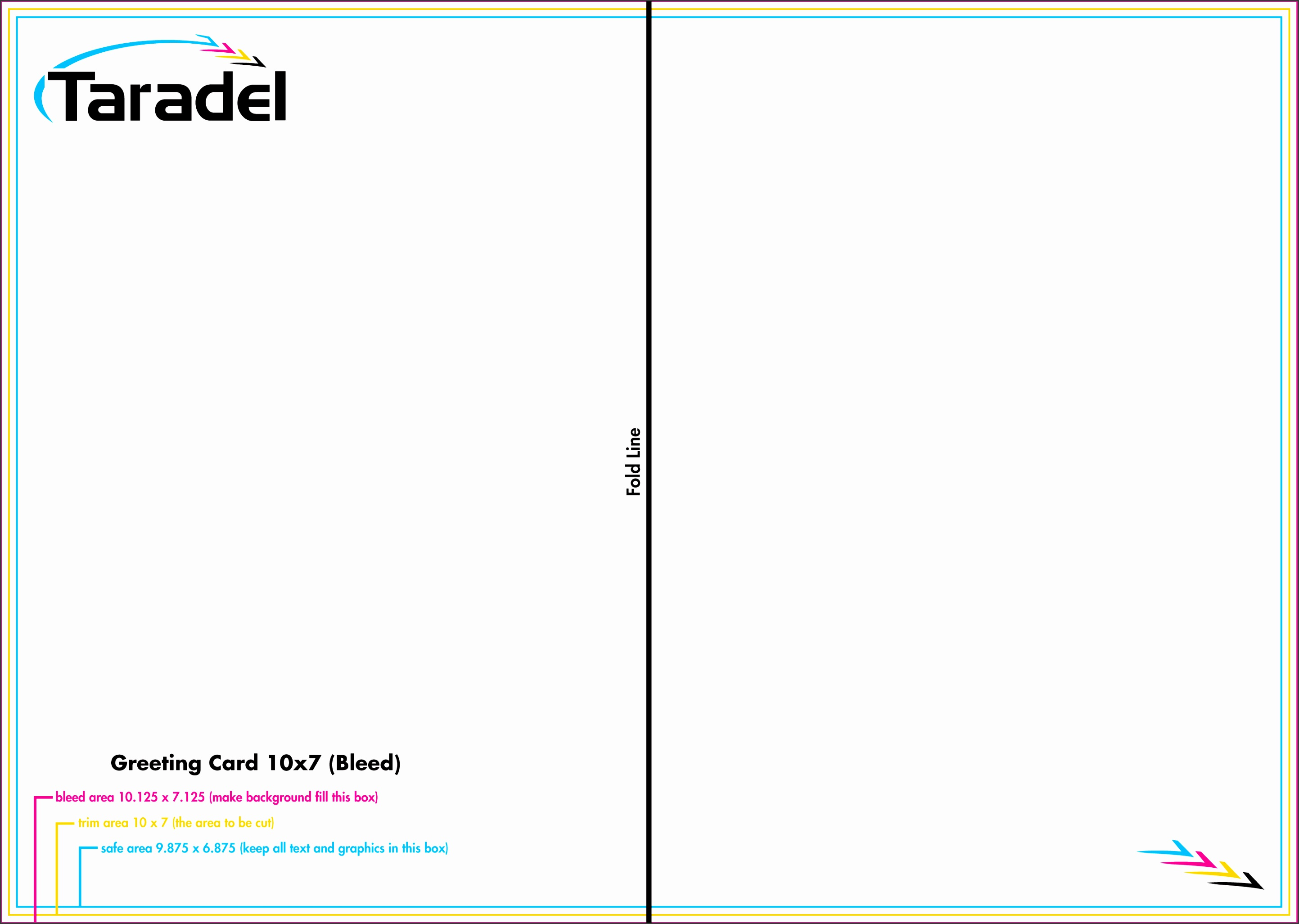 5 greeting card template free printable