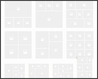 "Storyboard template bundle 10x blog board template collage template 12"" x 12"