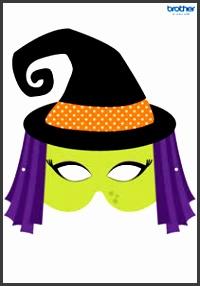 Halloween Mask 1