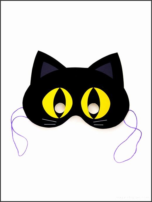 mrprintables halloween mask cat