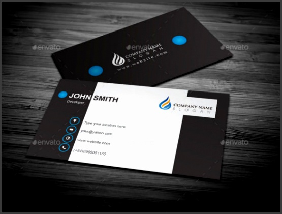 Business Card Format 33 Cool Business Cards Free Psd Eps Illustrator Format Ideas